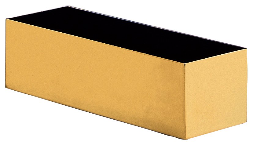 Rectangular - brass