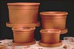 Terracast Straight Sided Cylinder Planters