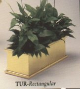 Tubular Planter Rectangular