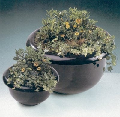 GALLERIA COLLECTION - FIBERGLASS PLANTERS