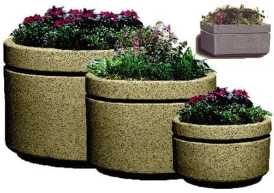 Blvd Planter Series