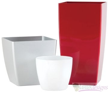 Phoenix Planter Collection-Cylinder,Squares, more
