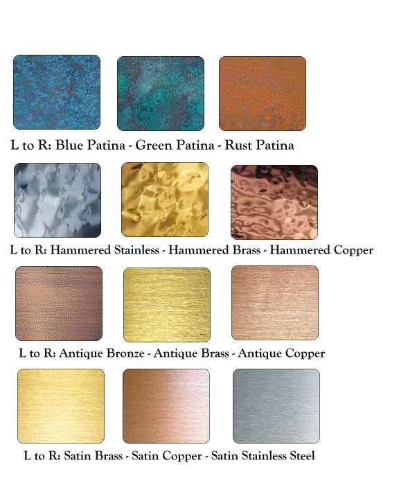 Antique Paint Finishes On Metal